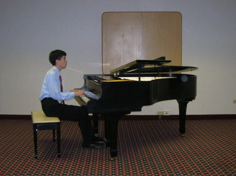 Awana summit 2006 chicago for Piano diviso